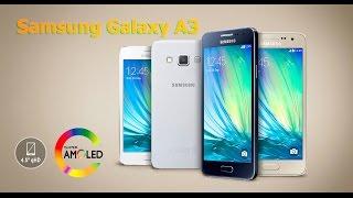 Samsung Galaxy A3 SM-A300F обзор ◄ Quke.ru ►
