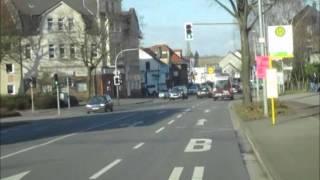 Linie SB91 OB-Bero-Zentrum - OB Hbf - Neue Mitte - Bottrop ZOB - Gladbeck - GE-Buer Rathaus