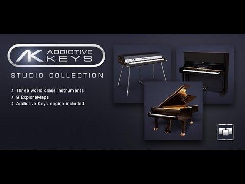 xln audio addictive keys studio grand torrent