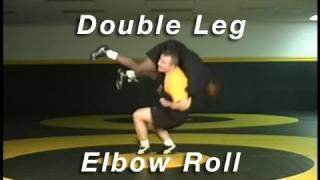 Wrestling Moves KOLAT.COM Double Leg Elbow Roll