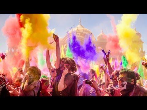Conoscete il Festival dei Colori???