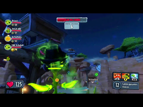 Garden Warfare | ¡Batalla Hasta el Final con Los Paletos ! ಠ_ಠ