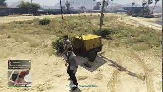Grand Theft Auto Punch