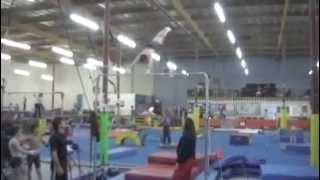 Andrew Miguel Gymnastics Highlights