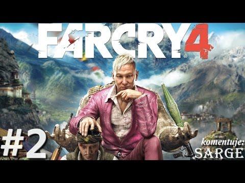 Zagrajmy w Far Cry 4 PS4 odc. 2 Siedziba Złotego Szlaku