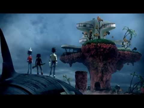 Gorillaz - On Melancholy Hill video