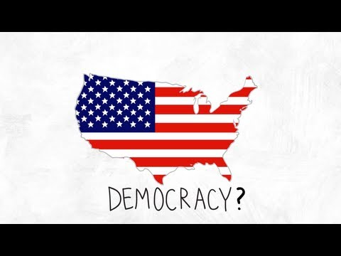 Is America Really A Democracy? [Epipheo.TV]