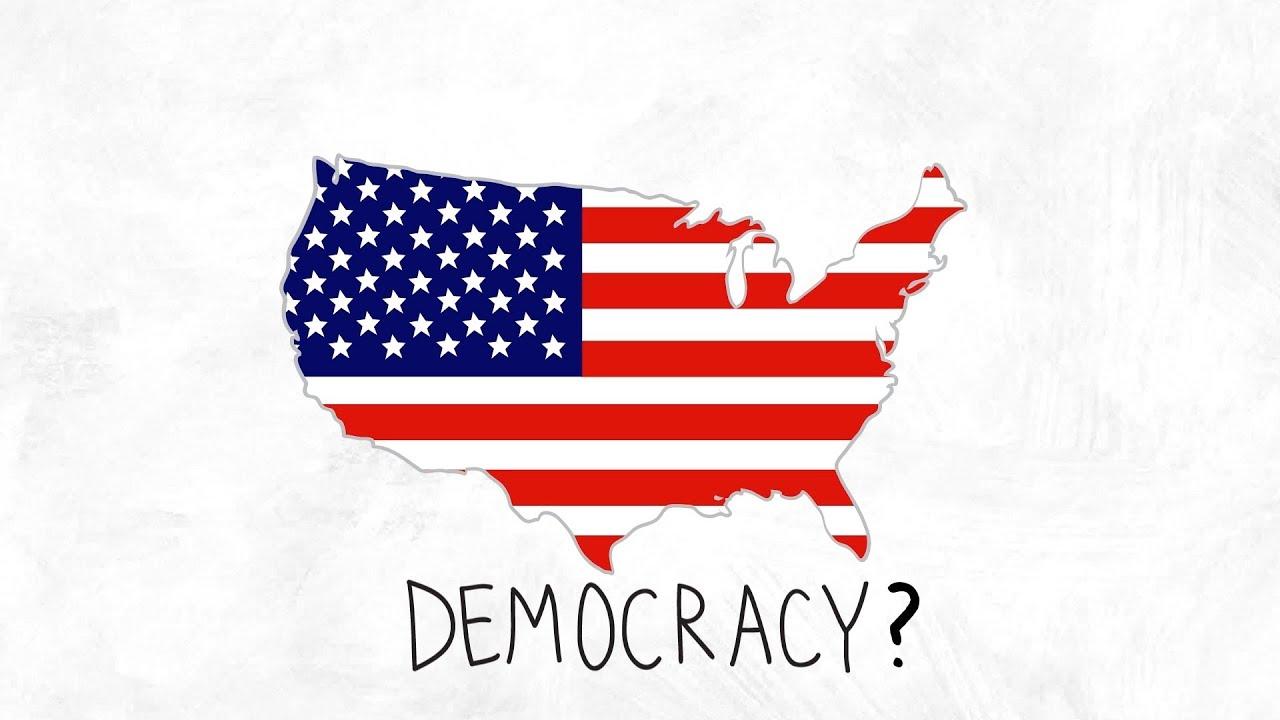 Democracy America is America Really a Democracy
