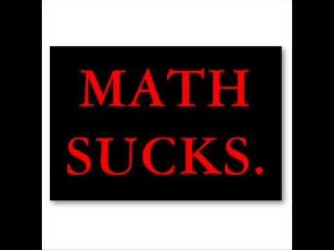 Math Sucks