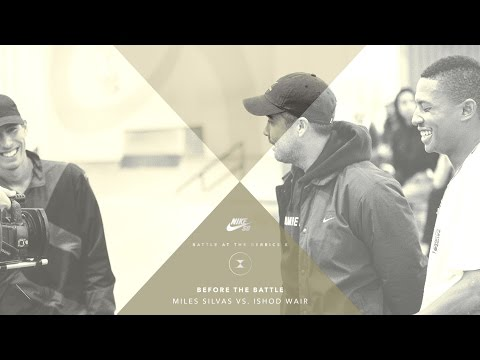 BATB X | Before The Battle - Miles Silvas vs. Ishod Wair