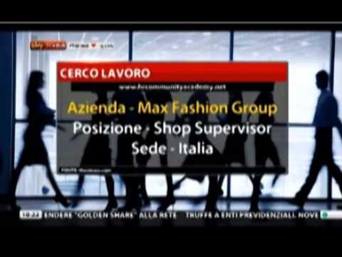 4. Cerco Lavoro (SKY TG24)