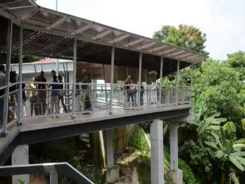 Launching of Elevated Walkway-Penang Hill
