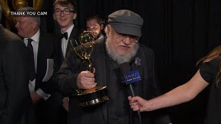 70th Emmys Thank You Cam: The Team From Game Of Thrones