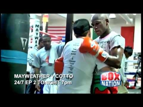 24/7: Mayweather v Cotto - Episode 2 Preview