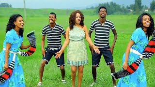 Bethelhem Dagnachew - Fikir Yilegnal New Ethiopian Music 2015 (Official Video)