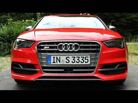 ' 2014 / 2015 Audi S3 Sedan (8V) ' Test Drive & Review - TheGetawayer