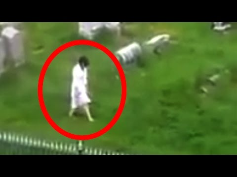 REAL GHOSTS Caught On Tape? Top 5 Real Ghost Videos 2016