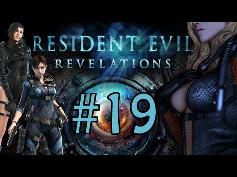 Resident Evil Revelations Part 19 - Raped Twice video