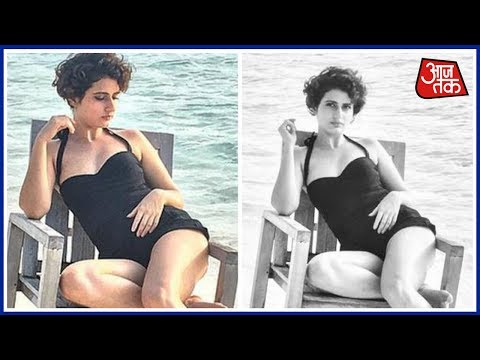 Controversy On Dangal Actress Fatima Sana Shaikh in Ramdaan Month thumbnail