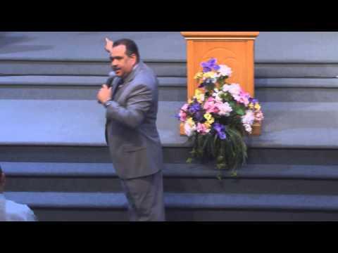 Pastor Luis Rivas Palabra Revelada The revealed word of God 08 24 2014