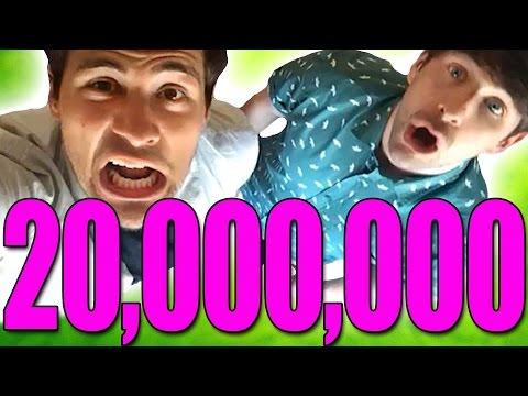 20 Million Subscribers! video