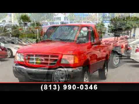 2001 Ford Ranger - Credit Union Dealer - Brandon Honda - Br