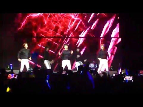VIXX en MEXICO 2016 - Baile especial + SECRET NIGHT l