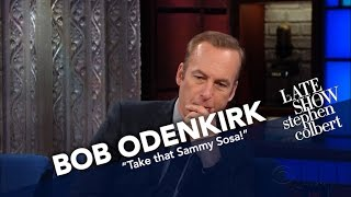 Bob Odenkirk Introduced 'The Moonball' To Wrigley Field