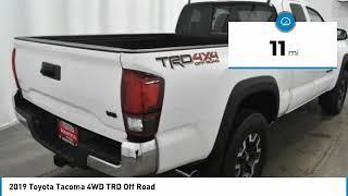 2019 Toyota Tacoma 4WD KX193334