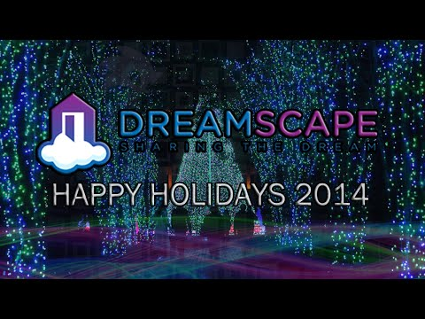 Dreamscape Foundation | Happy Holidays 2014