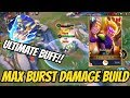 MAX AD BUILD IS OP AFTER NEW PATCH!! | AoV | 傳說對決 | RoV | Liên Quân Mobile | 펜타스톰