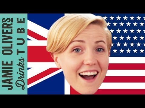 UK vs USA Beer Off with Hannah Hart | Jamie Oliver's Drinks Tube