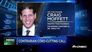 Craig Moffett on why the cord-cutting trend could slow down