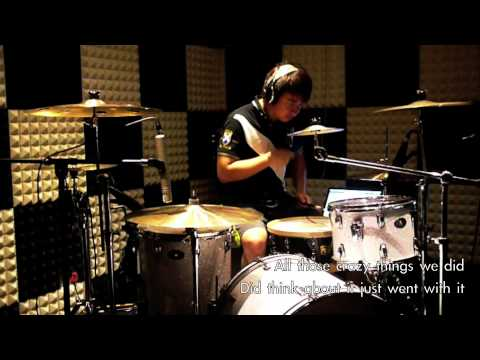 Wish You Were Here - Avril Lavigne (drum Covered By Foo) video