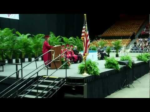 2012 Charlotte Catholic High School Salutatorian Speech - Melanie Runkle.mp4