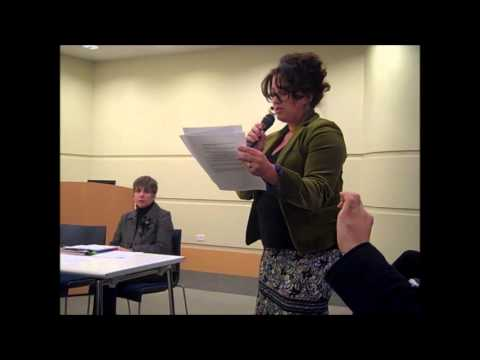 2013-11-18 = Megan Fox & Kevin DuJan confront ALA lies at OPPL (Part 1)