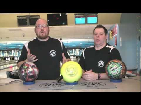 DV8 Bowling - Misfit Pearl Yellow Bowling Ball - Lane Side Reviews