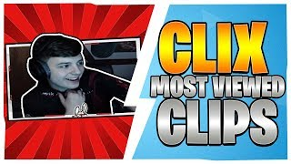CLIX MOST VIEWED TWITCH CLIPS THIS MONTH!
