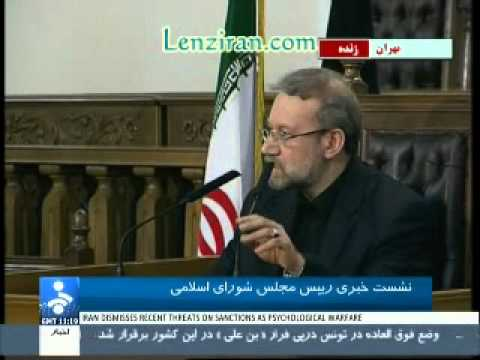 Larijani escape answering about involvement of Majlis members in 3 billion Dollar fraud