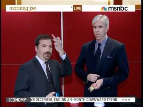NBC's Chuck Todd Flips The Bird On Live National TV - NBC's Chuck Todd Flips The Bird On Live Nation