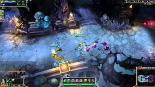 League Of Legends Sammi Ekk Olaf