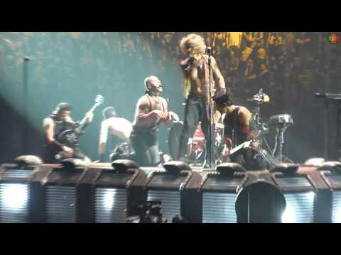 Rammstein - Made in Germany Tour Bloopers and Funny Moments - Part 2 [HD]