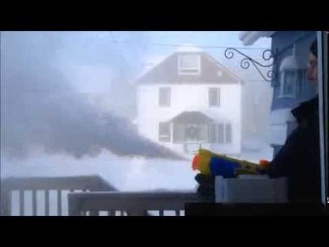 Boiling Water & Water Gun In Extreme Cold (northern Ontario) video