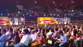 Antara Mitra singing Dama Dum Mast Kalandar live at NSCI - 12th June 2016 - PSE
