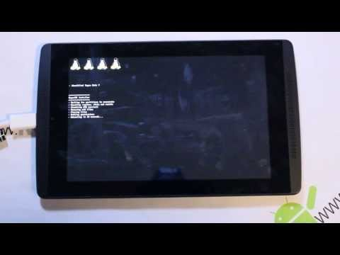 Nvidia Tegra Note 7 ROOT and boot loader unlock test