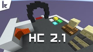 Halfcraft 2.1 - Make Any Block a Slab, Stair & More! [1 Command]