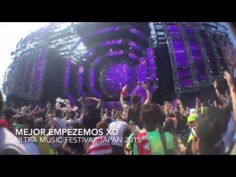 RELIVE ULTRA MUSIC FESTIVAL 2015 (1) - DJ K3N