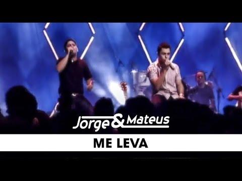Jorge E Mateus - Me Leva