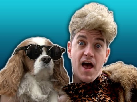 Macklemore - Thrift Shop Parody! Key Of Awesome #69 video