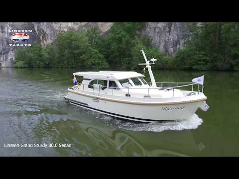 Linssen Grand Sturdy 30 0 Sedan